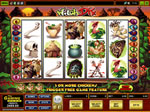 Witch Doctor Video Slot